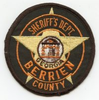 GA,A,Berrien County Sheriff003
