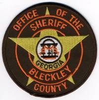 GA,A,Bleckley County Sheriff001