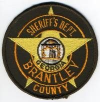 GA,A,Brantley County Sheriff001