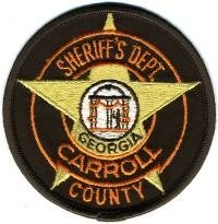 GA,A,Carroll County Sheriff001