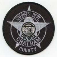 GA,A,Chatham County Sheriff001