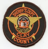 GA,A,Clay County Sheriff001