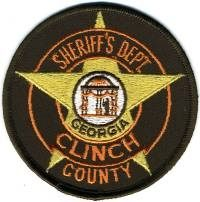 GA,A,Clinch County Sheriff001
