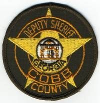 GA,A,Cobb County Sheriff001