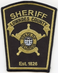 GA,A,Lowndes County Sheriff006
