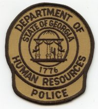 GA,AA,Dept of Human Resources Police001