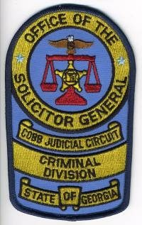 GA,AA,Office of The Solicitor General Cobb Judicial Circuit001
