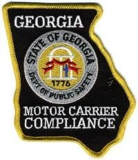 GA,AA,Public Service Commission Motor Carrier Compliance001