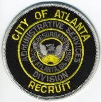 TRADE,GA,Atlanta Police Recruit
