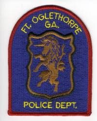 TRADE,GA,Fort Oglethorpe Police