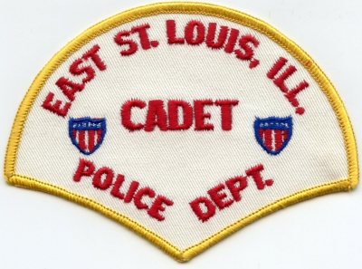 IL,East Saint Louis Police Cadet001
