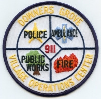 IL,Downers Grove Village Operations Center001