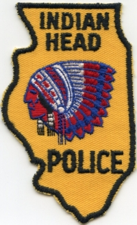 IL,Indian Head Police001