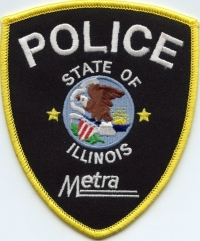 IL,Metra Police001
