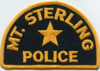 IL,Mount Sterling Police001