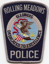 IL,Rolling Meadows Police003