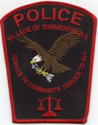 IL,Summerfield Police002