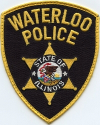 IL,Waterloo Police004