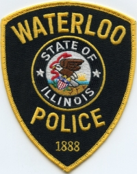 IL,Waterloo Police005