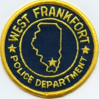 IL,West Frankfort Police001