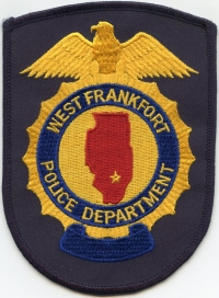 IL,West Frankfort Police002