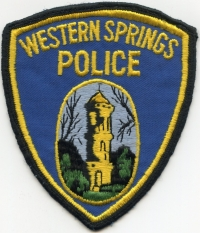 IL,Western Springs Police001
