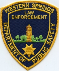 IL,Western Springs Police002