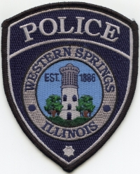 IL,Western Springs Police003