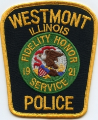 IL,Westmont Police001