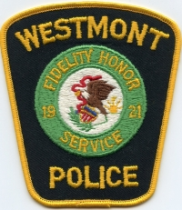 IL,Westmont Police002