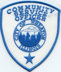 IL,Wheaton Police Community Service Officer001