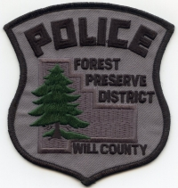 IL,Will County Forest Preserve District Police001