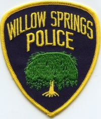 IL,Willow Springs Police001