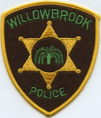 IL,Willowbrook Police001
