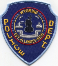 IL,Wyoming Police001