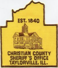 IL Christian County Sheriff003