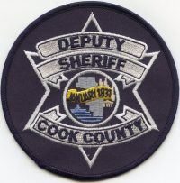 IL Cook County Sheriff Deputy001