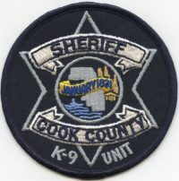 IL Cook County Sheriff K-9001