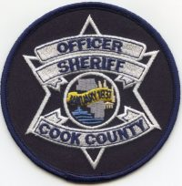 IL Cook County Sheriff Officer001
