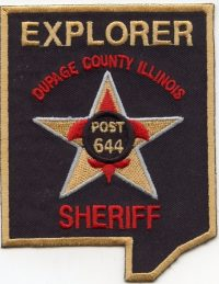 IL DuPage County Sheriff Explorer001