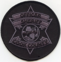 IL Cook County Sheriff Officer002
