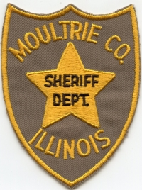 IL Moultrie County Sheriff001