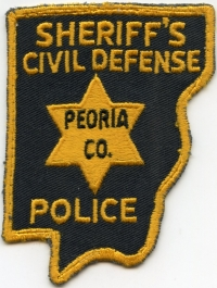 IL Peoria County Sheriff Civil Defense001