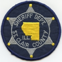 IL Saint Clair County Sheriff001