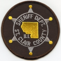 IL Saint Clair County Sheriff002