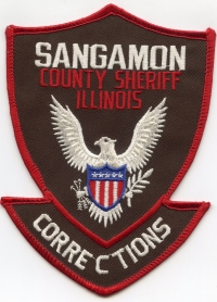 IL Sangamon County Sheriff Corrections001