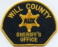 IL Will County Sheriff Auxiliary001
