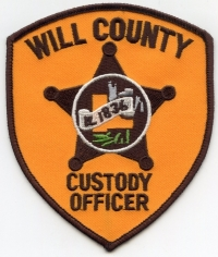 IL Will County Sheriff Custody Officer001