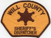 IL Will County Sheriff Dispatcher001
