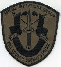 IL Will County Sheriff Special Operations Group001